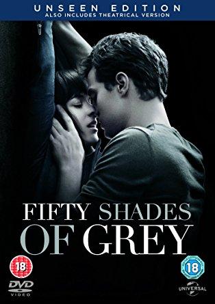 50 Shades of Grey DVD