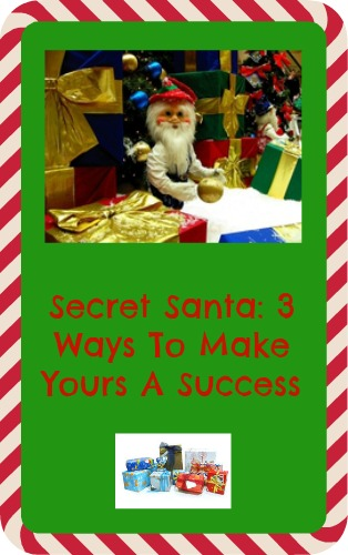 Secret Santa 3 Ways To Make Yours A Success My Random