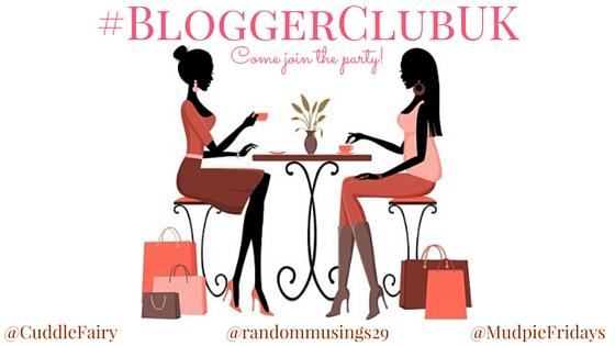 Blogger Club UK Linky #22