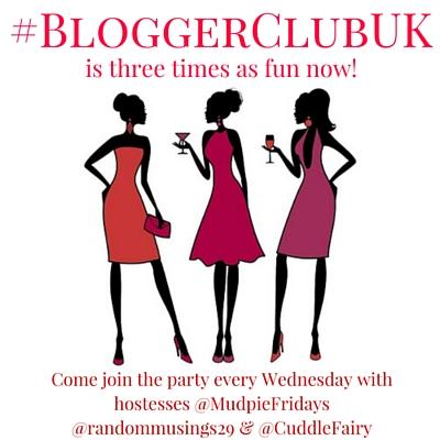 Blogger Club UK Linky #28