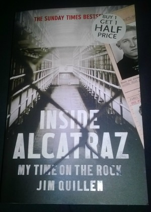 Inside Alcatraz by Jim Quillen - Book Review