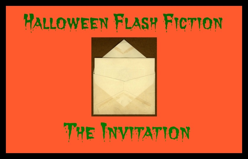 Halloween Flash Fiction: The Invitation