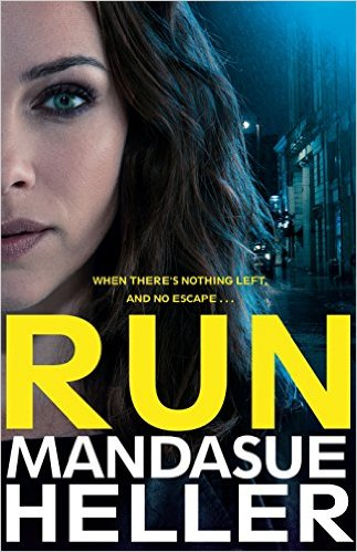 Run by Mandasue Heller: Book Review