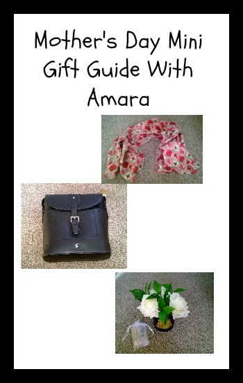 Mother's Day Mini Gift Guide With Amara