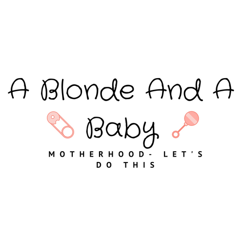 Blogger Spotlight Interview: A Blonde and A Baby
