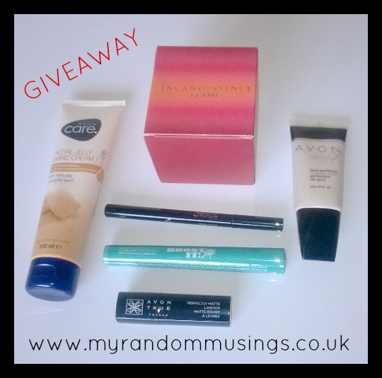 #Giveaway - Avon Make-Up Bundle