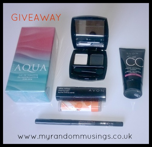 #Giveaway - Win a Bundle of Avon Goodies!