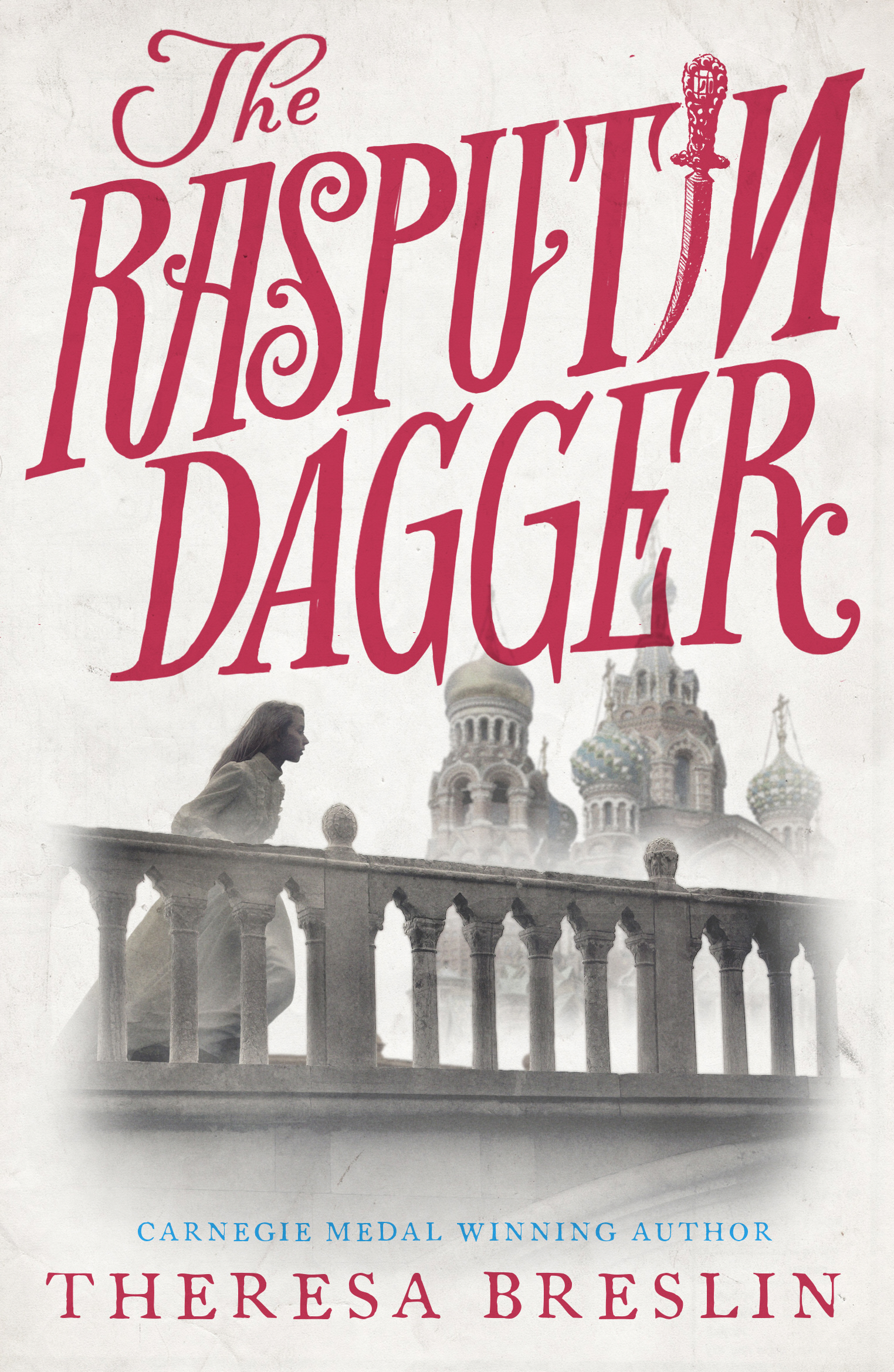 The Rasputin Dagger - Cover Reveal and Author's Thoughts