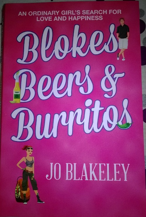 Blokes, Beers and Burritos by Jo Blakeley - Review and #Giveaway