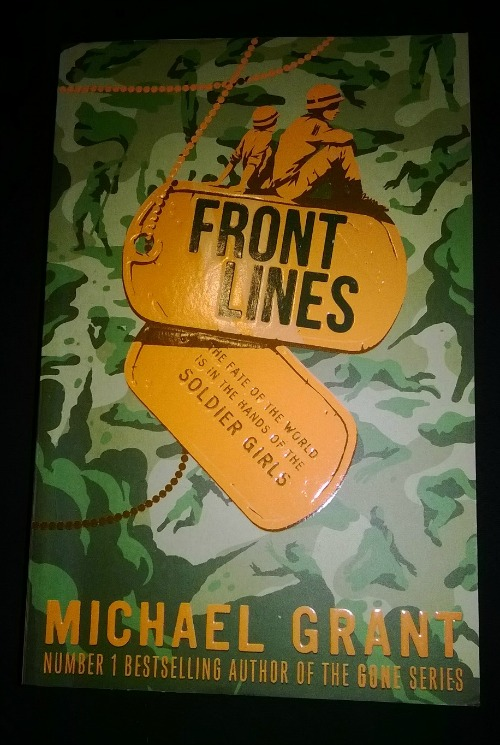 Front Lines by Michael Grant: Book Review