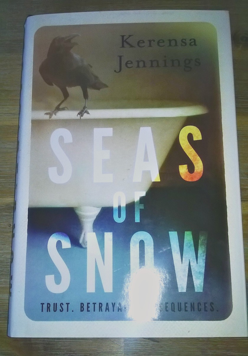 Seas of Snow by Kerensa Jennings: Book Review