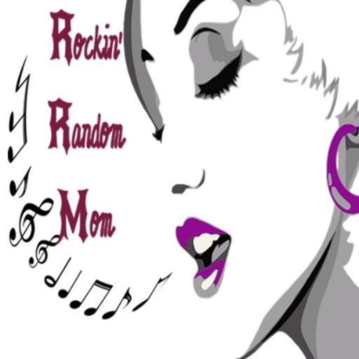 Logo from Rockin' Random Mom blog