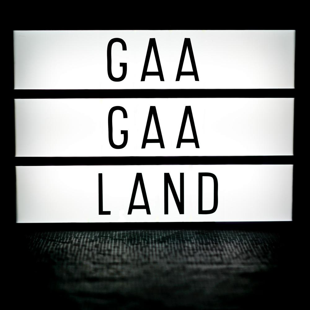 Gaa Gaa Land blog logo