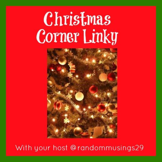 Christmas Corner Linky badge