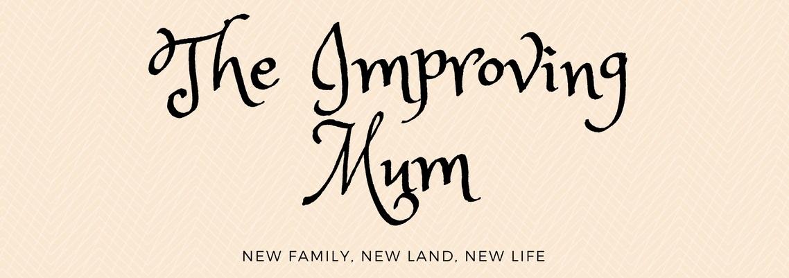 The Improving Mum blog logo
