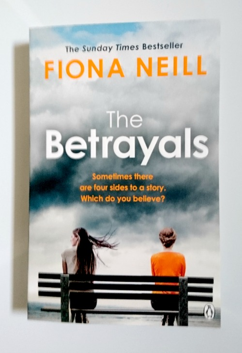 The Betrayals by Fiona Neill book cover