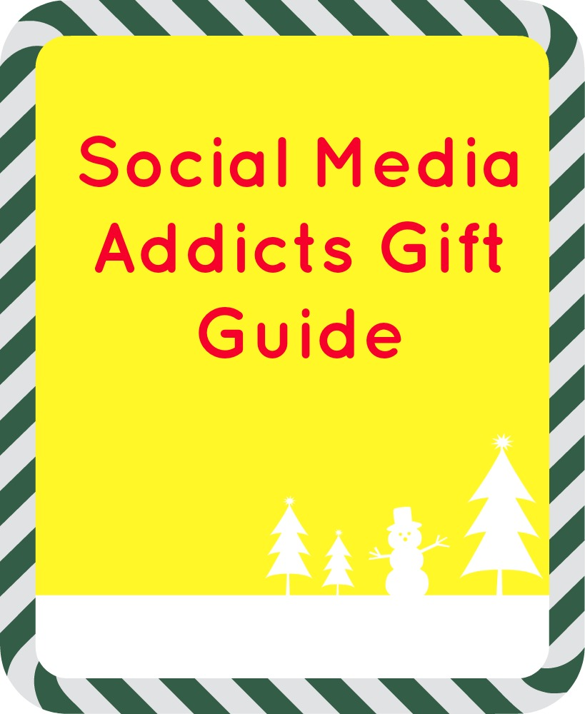 Social Media Addicts Gift Guide