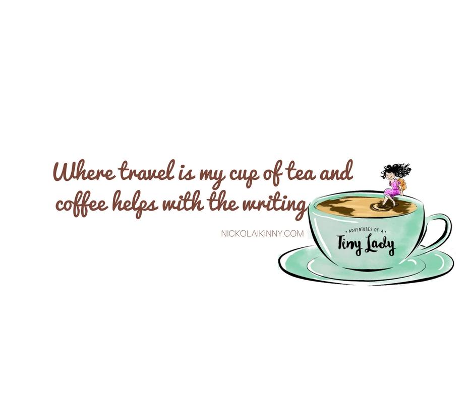Adventures of a Tiny Lady blog logo
