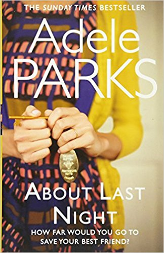 Adele parks new book 2018